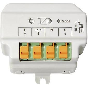 HomeMatic Wireless reverse phase control dimmer 91816 1-channel