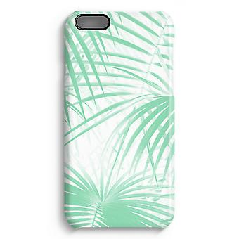 iPhone 6 Plus Full Print Case (Glossy) - Palm leaves