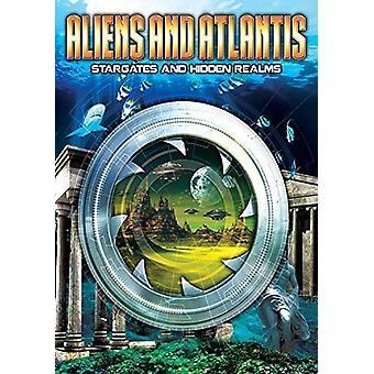 Udlændinge og Atlantis: stjerneportaler og skjult riger [DVD] USA importerer