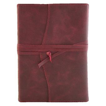 Coles Pen Company Amalfi Medium Plain Refillable Journal - Burgundy