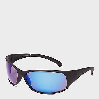 Peter Storm Men's Rubberised Wrap Around Sunglasses