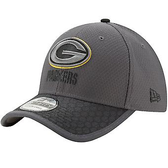 New era 39Thirty Cap - NFL 2017 SIDELINE Green Bay Packers