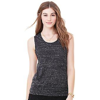 Bella Canvas Womens Flowy Scoop Muscle T Shirt