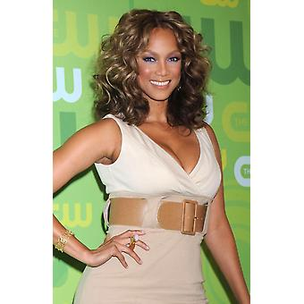 Tyra Banks At Arrivals For Part 2 - The Cw Network Television Upfronts Lincoln Center New York Ny May 13 2008 Photo By Kristin CallahanEverett Collection Celebrity