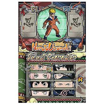 Naruto Ninja Destiny (Nintendo DS)