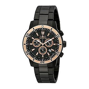 Invicta especialidad 1206 acero inoxidable reloj cronógrafo