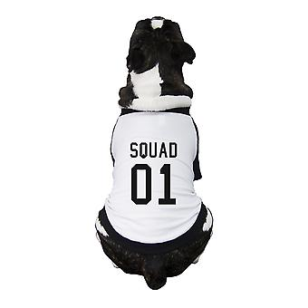 Squad01 Pets Black Baseball Shirt Funny Gifts For Small Pet Owner