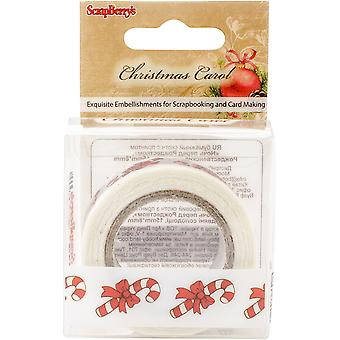 Scrapberry's Craft Washi Tape 15Mmx8m-Christmas Sweets