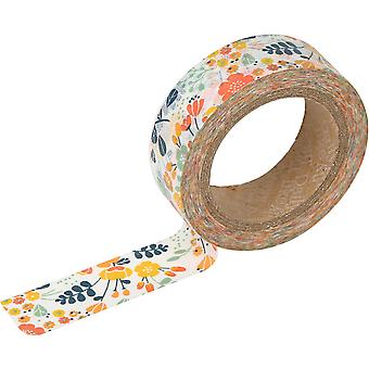 Love My Tapes Washi Tape 15mmx10m-Wedding Bouquet