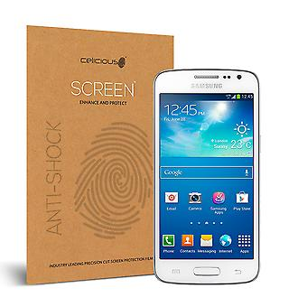 Celicious Impact Anti-Shock Shatterproof Screen Protector Film Compatible with Samsung Galaxy Express 2