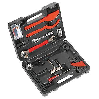 Sealey Bc220 Tool Kit 15Pc - Bicycle