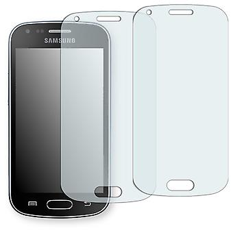 Samsung Galaxy trend plus screen protector - Golebo crystal clear protection film