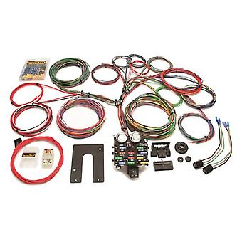 21 Circuit Classic Customizable Pickup Chassis Harness - Non GM Keyed Column