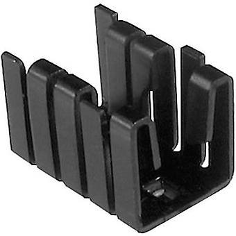 Heat sink 21 C/W (L x W x H) 19 x 12.8 x 12.7 mm TO 220 ASSMANN WSW V8508A