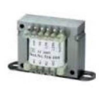 Impedancia: voltaje primario 4-16 Ω: 0,625-1.25-2.5-5.0-10 V IZ 1892 elma TT