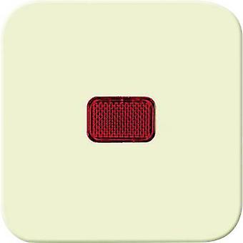 Busch-Jaeger Cover Control switch, Toggle switch Duro 2000 SI, Duro 2000 SI Linear Cream-white 2509-212