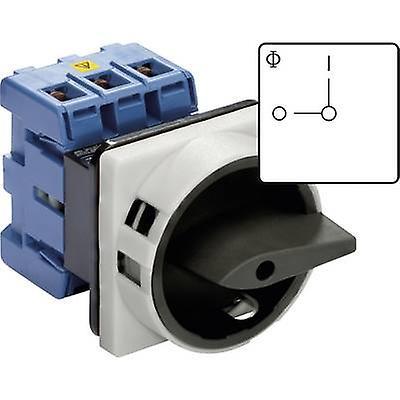 Kraus & Naimer KG64B T103 01 E Isolator switch Lockable 63 A 1 x 90 ° noir 1 pc(s)