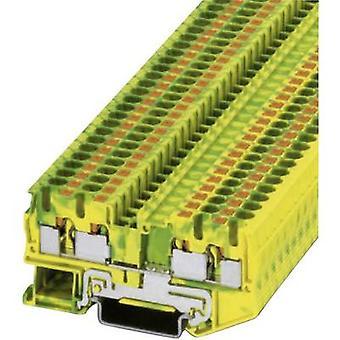 فينيكس الاتصال PT 3211809 4-كواترو-PE تريبليبورت PG المحطة الطرفية عدد دبابيس: 4 0.2 ملم ² 4 ملم ² الأخضر والأصفر 1 pc(s)