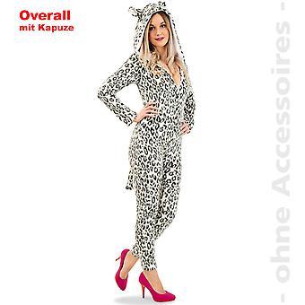 Mono de Leopard Snow Leopard traje traje femenino traje de leopardo para mujer