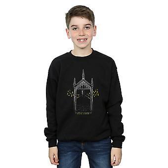 Fabeldyr gutter plukke en Side Sweatshirt