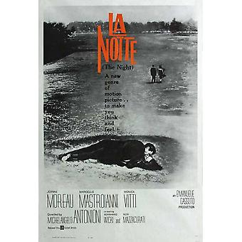La Notte Movie Poster (11 x 17)
