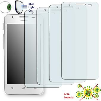 Huawei Ascend G510 display protector - Disagu ClearScreen protector