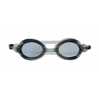 TYR Velocity Mirrored Goggle - Argent
