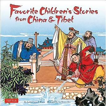 Favorite Children's Stories from China and Tibet by Favorite Children