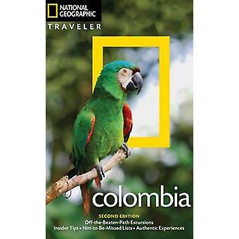 Viajero de NG - Colombia - 2 º edición de Christopher P. Baker - 9781426