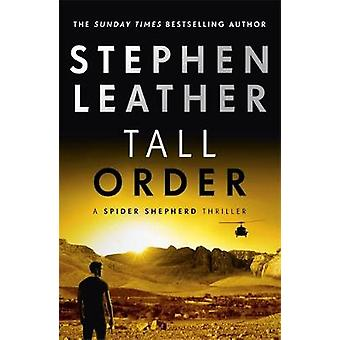 Tall Order - The 15th Spider Shepherd Thriller by Tall Order - The 15th