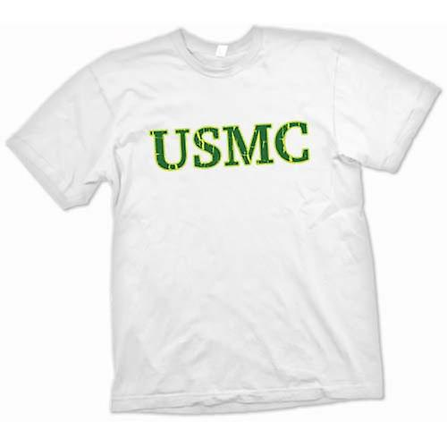 Mens T-shirt - USMC - Military - Slogan