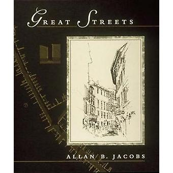 Great Streets by Allan B. Jacobs - 9780262600231 Book