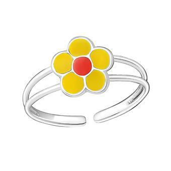 Flower - 925 Sterling Silver Rings - W1063X