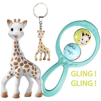 Sophie the Giraffe Newborn Gift Set