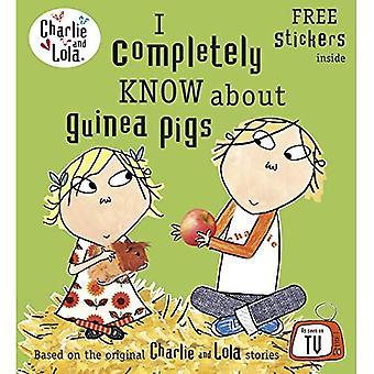 Charlie et Lola: Je sais pas complètement pour cochons d'Inde