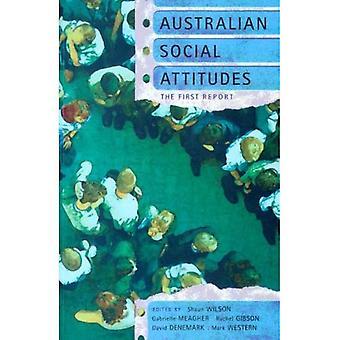 Australische sociale Attitudes: Het eerste verslag