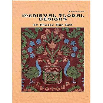 Medieval Floral Designs (International Design Library)