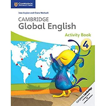 Cambridge Global English Stage 4 Activity Book (Cambridge International Examinations)