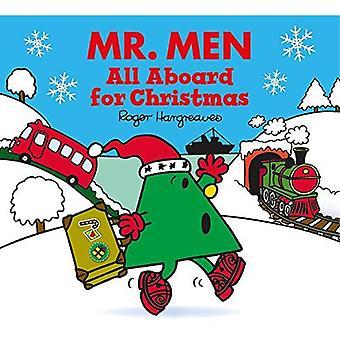 M. hommes: Tous à bord pour Noël (Mr. Men & Little Miss célébrations)