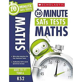 Maths - Year 6 - 10 Minute SATs Tests
