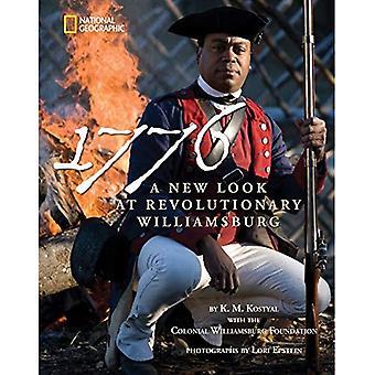 1776: un nuovo sguardo rivoluzionario Williamsburg