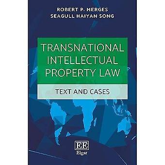 Ley de propiedad intelectual transnacional