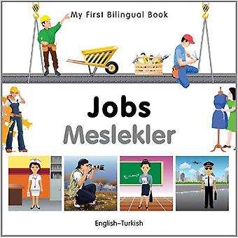 Mon premier livre bilingue - emplois: Anglais-turc
