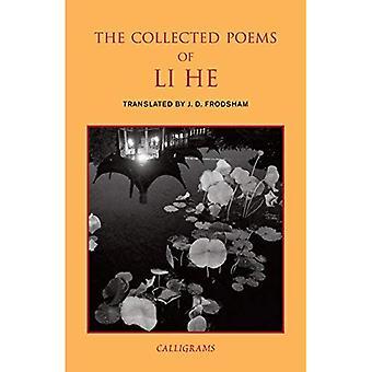 Samlade dikter av Li Han