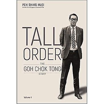 Ordine di altezza: Le tenaglie di Goh Chok storia Volume 1