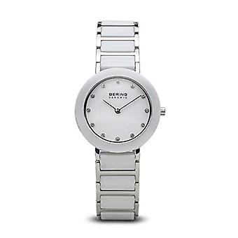 Bering Analog quartz women's watch with stainless steel band 11429-754