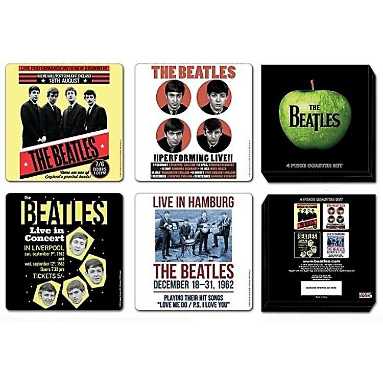 Beatles 1962 boxed drinks mat / coasters set   (ro)
