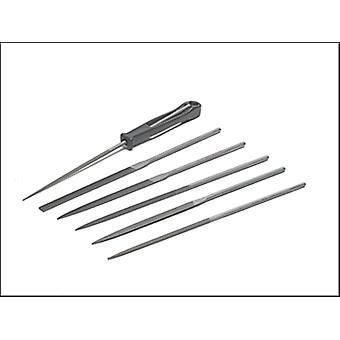 NEEDLE SET OF 6 2-470-16-2-0 16CM CUT 2 SMOOTH