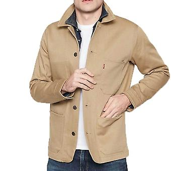 Levi's red tab engineers coat 2.0  Harvest gold