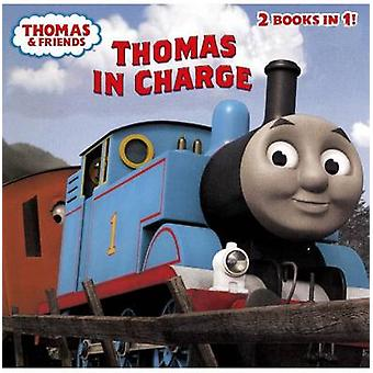 Thomas in Charge / Sodor's Steamworks by Wilbert Vere Awdry - Random